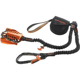 Skylotec Rider 3.0 Via Ferrata-sarja, orange/black